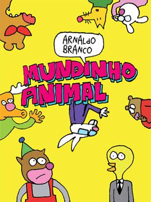 Arnaldo Branco zoa tudo e todos neste livro