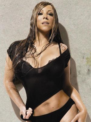 Mariah Carey é a principal atração da festa este ano