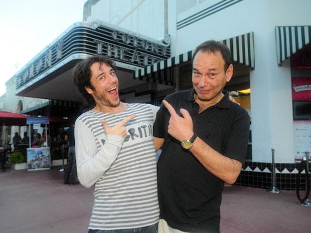 Igor e Marcelo - Brazilian Film Festival - miami