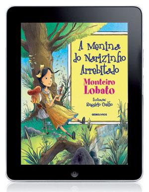 ipad narizinho [Notícias]  Livro de Monteiro Lobato é a primeira publicação interativa do iPad no Brasil