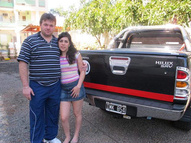 Casal de argentinos viajou até Barretos, mesmo sem reserva em hotel