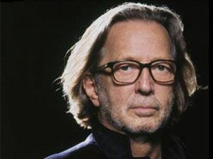 Eric Clapton aparece na capa de seu 19º disco (Foto: Divulgação / Site oficial)
