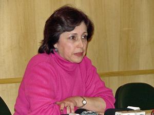 Secretária-adjunta da Saúde, Clélia Aranda, dá entrevista nesta quinta (19)