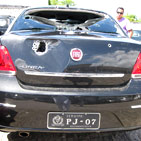 Após atentado, TRE-SE aprova a compra de carro blindado (Débora Santos/G1)