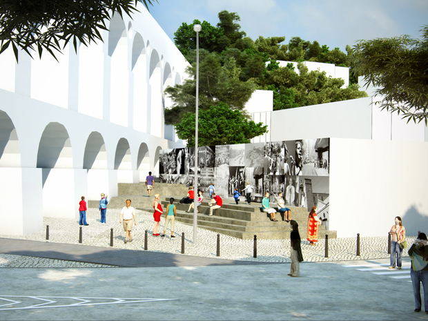 Projeto Lapa Legal irá reurbanizar bairro