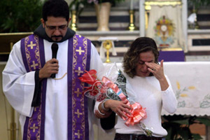 Missa Cissa Guimarães
