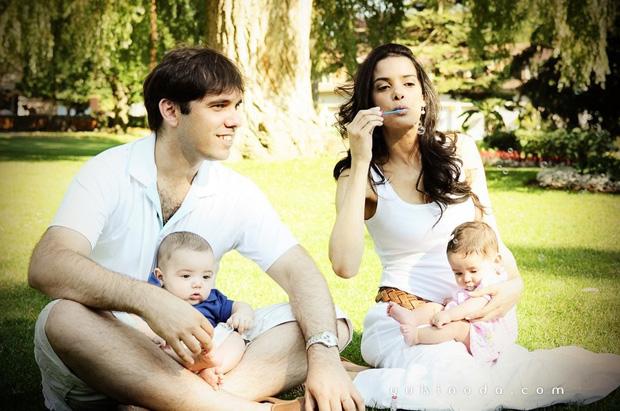 Luciano Barreto: a vida em São Paulo não era compatível com alguém que queria ter família.