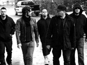 O grupo de nu metal Limp Bizkit.