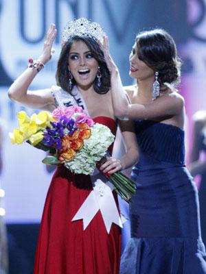 Mexicana vence o Miss Universo 2010.