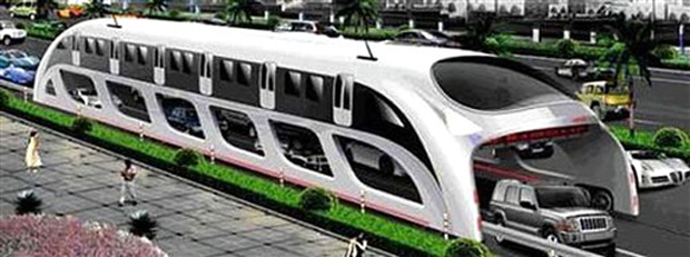Modelo será testado durante um ano em Pequim e promete reduzir em até 30% o congestionamento na capital chinesa.
