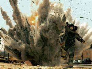 Cena do filme Guerra ao terror
