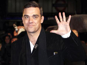 O cantor Robbie Williams (Foto: Reuters)