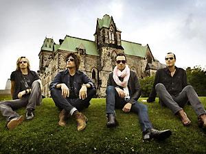 A banda Stone Temple Pilots