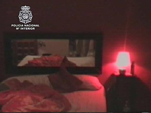 Ao todo, 14 pesoas foram presas em diferentes províncias da Espanha