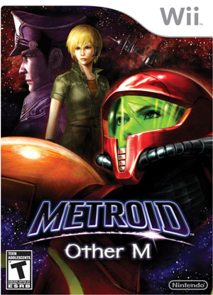 'Metroid: other m' é exclusivo do Wii.