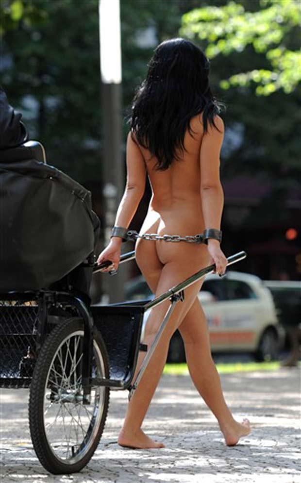 Рикша в берлине Развлекательный сайт-Страна Юмора,частное фото