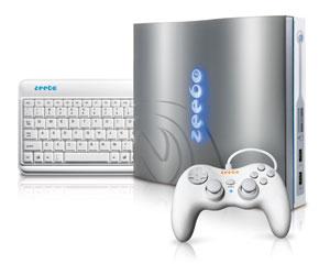 Zeebo é relançado com teclado e acesso à internet. (Foto: Divulgação)