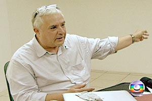 Antônio Carlos Atella Ferreira, que usou documento falsificado para ter acesso a dados fiscais da filha de José Serra