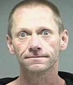 Mark Eskelsen foi preso.