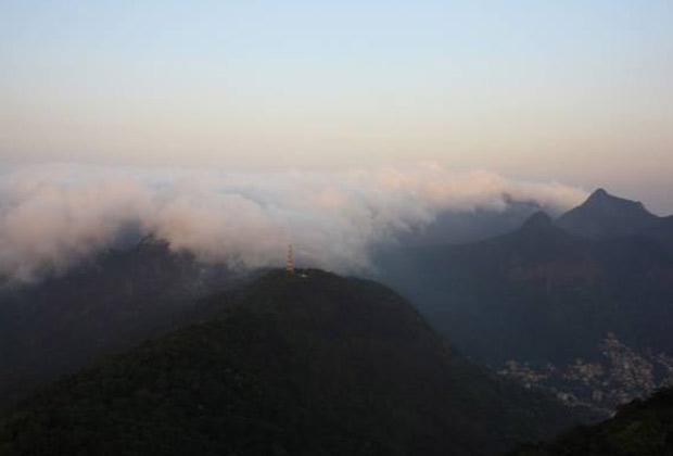 Nuvens no Rio