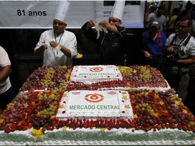 Aniversário Mercado Central