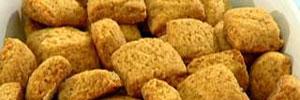 Biscoitos de gengibre e pólen (Reprodução)