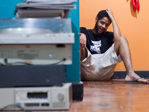 O rapper Emicida