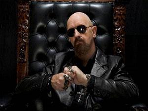 O vocalista do Judas Priest Rob Halford. (Foto: Divulgação)