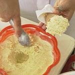 Inhame, kefir e creme de leite (Reprodução)