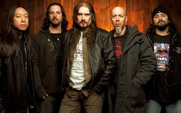 O grupo de metal progressivo Dream Theater.