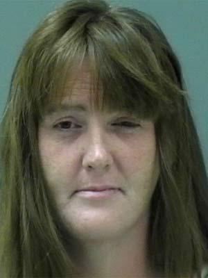 Shannon Wriska foi presa.