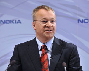 Stephen Elop, novo presidente da Nokia