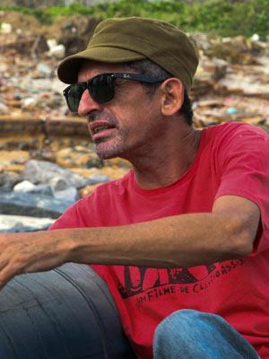 Cláudio Assis, diretor de 'Febre do rato'
