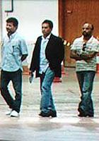 Governador e outros 17 presos estão no DF (TV Globo/Edson Cordeiro/Edvaldo Lachu/André Scoralick)