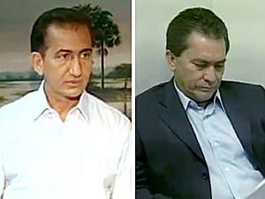 O ex-governador do Amapá Waldez Góes (PDT) e seu sucessor no cargo, Pedro Paulo Dias (PP), presos em operação da PF