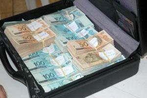 notas dinheiro ap