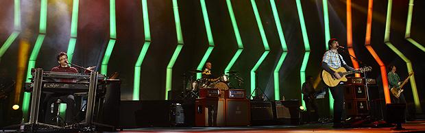 Apesar da forte ligação da banda com Belo Horizonte, esse foi o primeiro registro ao vivo do Skank na cidade