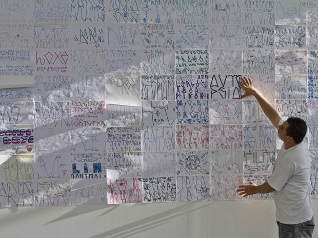 """Dessa vez, vamos entrar na Bienal pela porta da frente"""", diz pichador"""