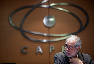 O presidente da Capes, Jorge Guimarães, divulga os resultados da avaliação trienal dos cursos de pós-graduação no Brasil.