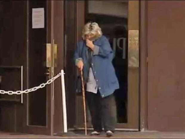 Bernadette Quirk está sendo julgada em um tribunal na cidade de Liverpool, no norte da Inglaterra