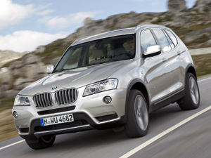 BMW X3 XDrive 35i