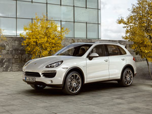 Porsche Cayenne S Hybrid