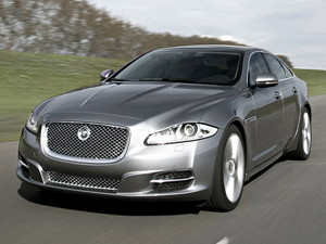 Novo Jaguar XJ