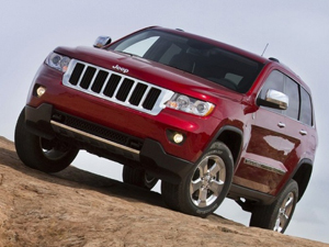 Jeep Grand Cherokee 2011