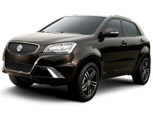 Ssangyong Korando C
