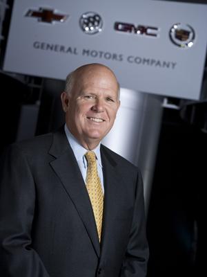 Dan Akerson, o novo CEO da GM