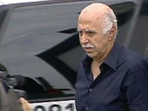Roger Abdelmassih deixa prisão em dezembro de 2009  (Foto: Reprodução/ TV Globo)