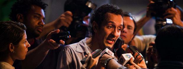 Irandhir Santos será Fraga, no filme 'Tropa de elite 2', um defensor dos direitos humanos