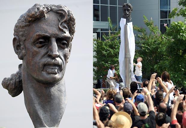 Busto de Frank Zappa