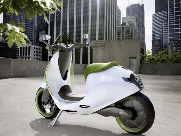 Smart eScooter